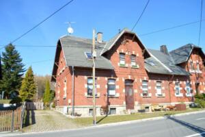 Doppelhaushälfte in Bergen