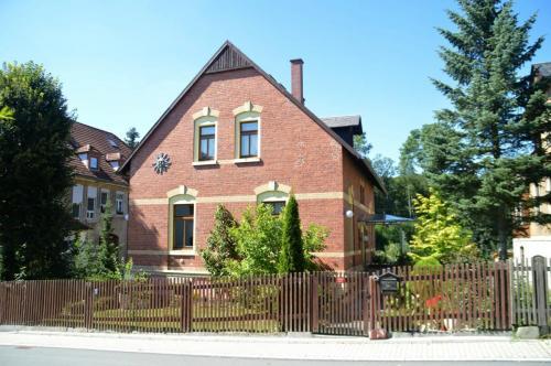 Einfamilienhaus Jocketa