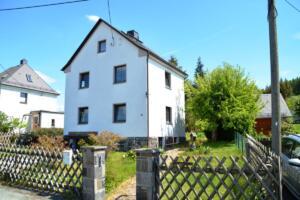 Einfamilienhaus in Kürbitz