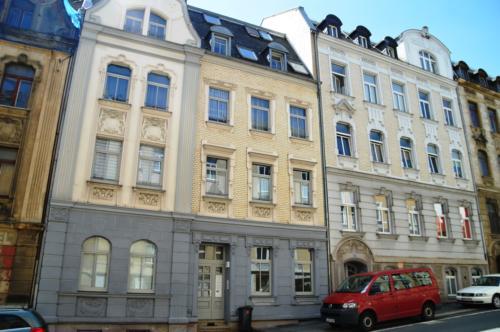 Mehrfamilienhaus Plauen
